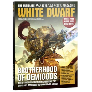WHITE DWARF FEBRUARY 2018 (ENGLISH)