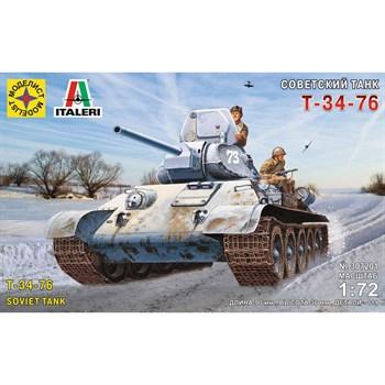 Советский танк Т-34-76  (1:72)
