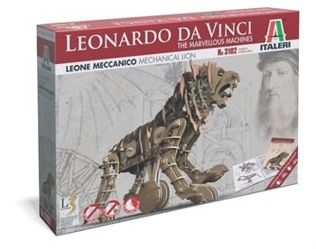 Механическая машина LEONARDO DA VINCI: Mechanical Lion
