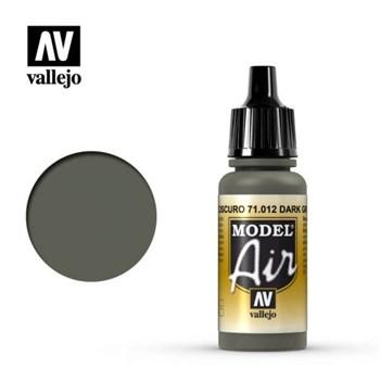 "012.  ""Model Air""  Темно-зеленый Vallejo"
