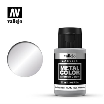 Metal Color Dull Aluminium 32ml. Vallejo