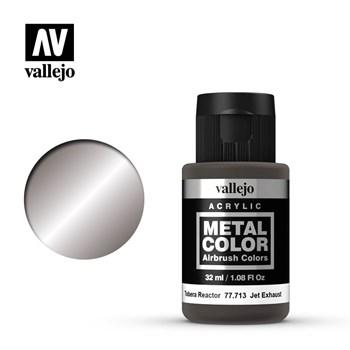 """713.  """"Metal Color""""  Выхлопной газ Vallejo"""