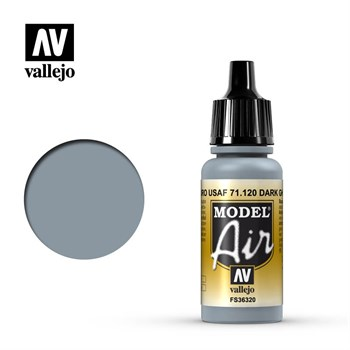 Model Air Dark Ghost Gray 17 ml.