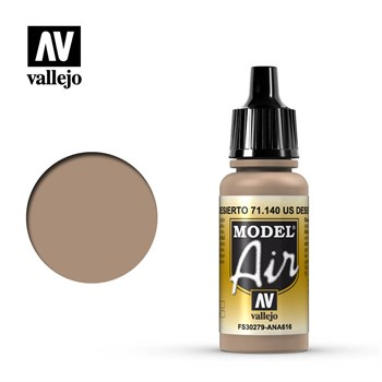 Model Air US Desert Sand 17 ml.