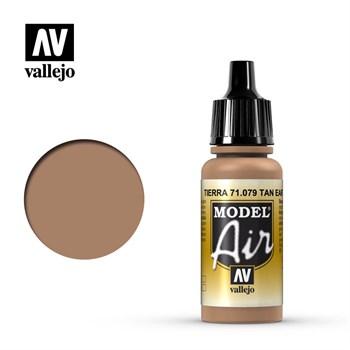 """079.  """"Model Air""""   Flat tan"""