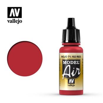 """23.  """"Model Air"""" Красный RLM"""