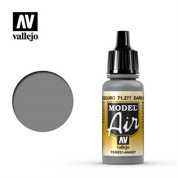Model Air Dark Gull Gray 17 ml.