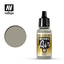 "298.  ""Model Air""  M495 Светло-серый Vallejo"