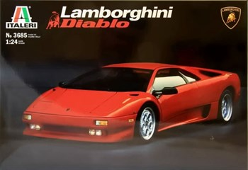 Lamborghini Diablo  (1:24)