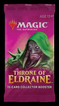 MTG: Throne of Eldraine Collector Booster EN
