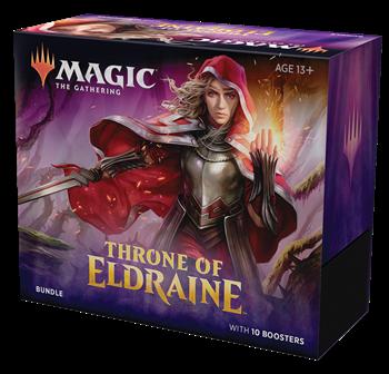 MTG: Throne of Eldraine Bundle EN