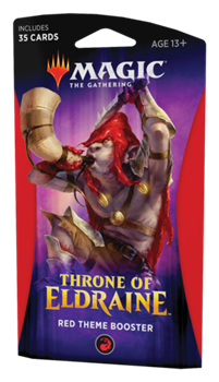 MTG: Throne of Eldraine Theme Booster EN