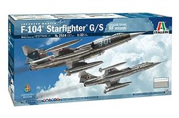 Самолёт  F-104G/S  STARFIGHTER (1:32)