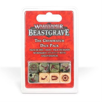 Beastgrave – The Grymwatch Dice Pack