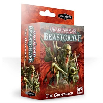 Warhammer Underworlds: Beastgrave – The Grymwatch (RUS