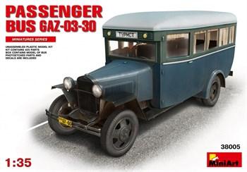 Автомобили И Мотоциклы  Passenger Bus 03-30  (1:35)