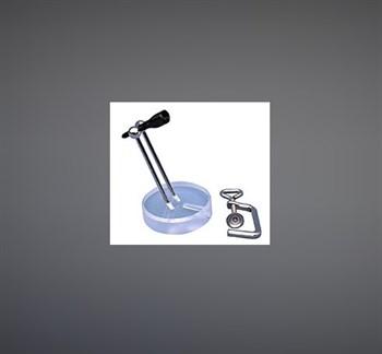 airbrush holder in Evolution-Design for Colani / Держатель аэрографа для Evolution/Colani