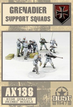 AXIS SUPPORT UNITS