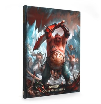 Battletome: Ogor Mawtribes Limited Edition