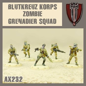 Bkk Zombie Grenadier Squad