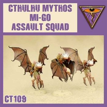 Chtulhu Mythos Mi-Go Assault Squad