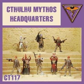 Chtulhu Mythos Headquarters