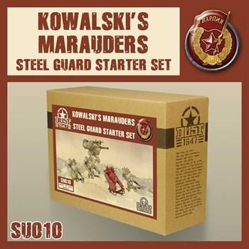 Steel Guard Starter Set - Kowalski's Marauders