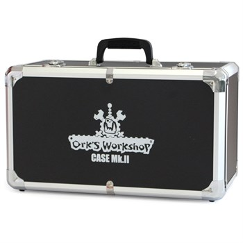 Кейс Ork's Workshop Case Mark II  (Army Transport) Чёрно- серебряный/Black&Silver