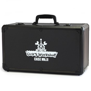 Кейс Ork's Workshop Case Mark II (Army Transport) - Чёрный/Black