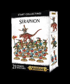 Start Collecting! Seraphon Age of Sigmar