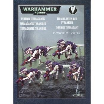 Easy-To-Build Tyranid Termagants