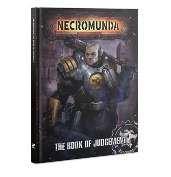 Necromunda: The Book Of Judgement (eng)
