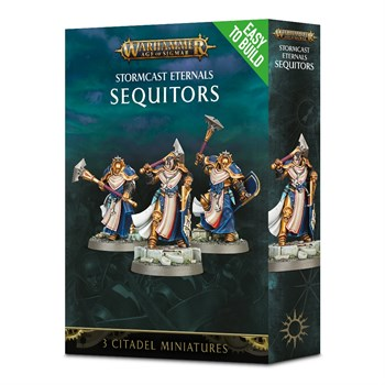 Easy To Build: Stormcast Eternals Sequitors