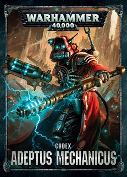 Codex: Adeptus Mechanicus (hb) (8ed) (eng)