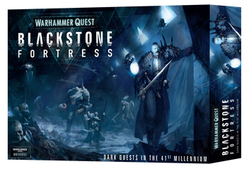 Warhammer Quest: Blackstone Fortress (eng)