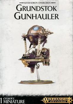 Kharadron Overlords Grundstok Gunhauler