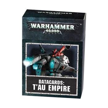 Datacards : T'au Empire (eng)