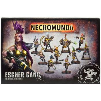 Necromunda Escher Gang