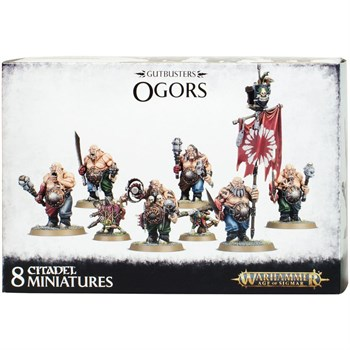 Gutbusters Ogors