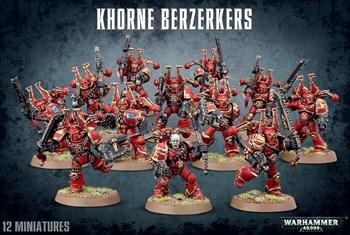 Khorne Berzerkers