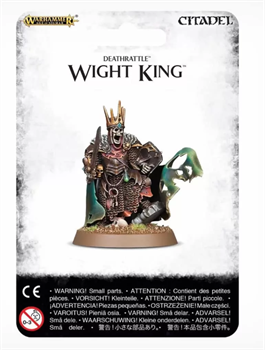 Wight King Age of Sigmar