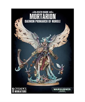 Mortarion: Daemon Primarch Of Nurgle
