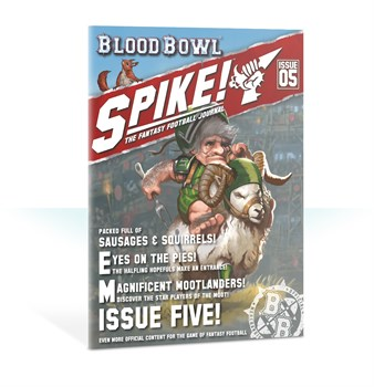 Spike! Journal Issue 5