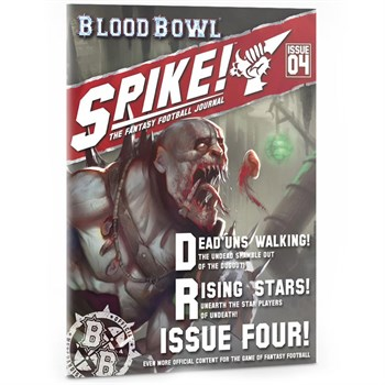 Spike! Journal: Issue 4 (english)
