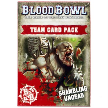 Shambling Undead Card Pack (english)