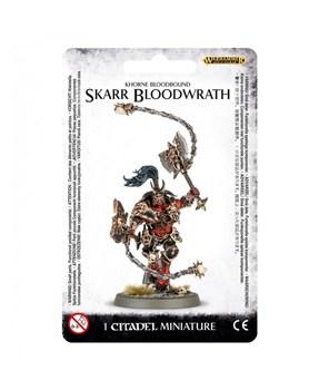 Khorne Bloodbound Skarr Bloodwrath