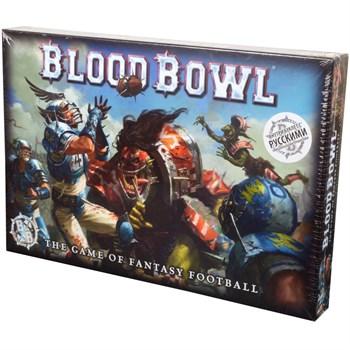 Настольная игра Blood Bowl (на русском языке)