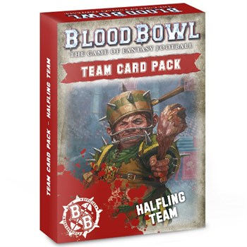 Team Card Pack: Halfling Team