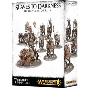 Slaves to Darkness Harbingers of Ruin