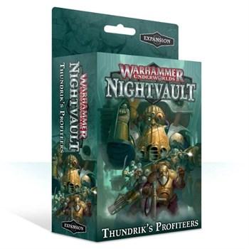 Kharadron Overlords: Thundrik's Profiteers (Eng)